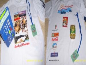 Tshirt Wisata Blogger