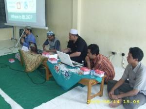Presentasi Pengenalan dan Manfaat Blog