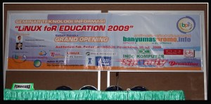 Seminar Linux for Education 2009