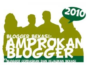 Amprokan Blogger Bekasi