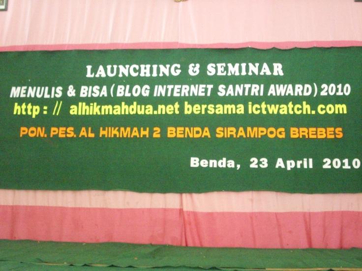 Seminar dan Launching BISA