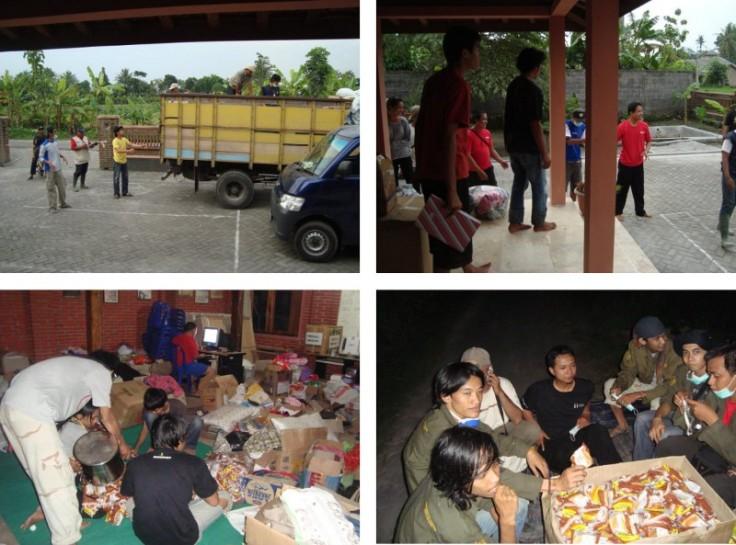 Bantuan dan Relawan