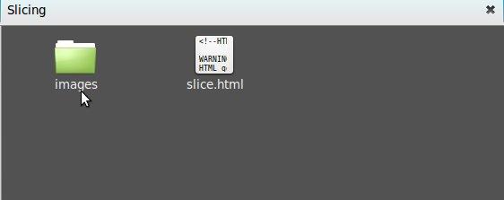 file hasil slicing dengan gimp
