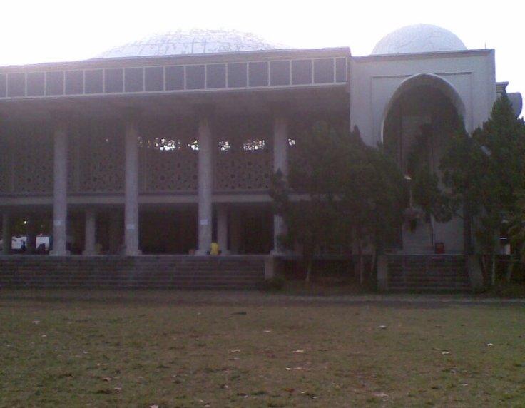 Masjid Fatimatuzzahra Purwokerto