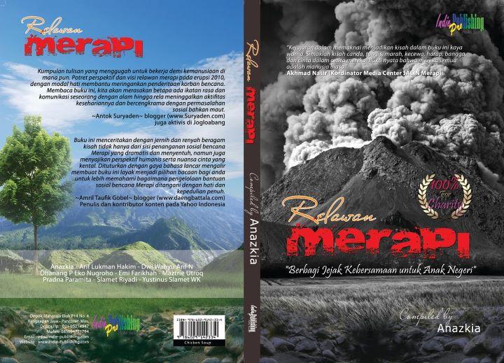 buku relawan Merapi