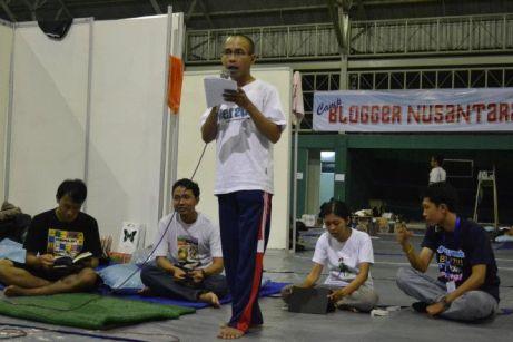 Promo Buku Relawan Merapi