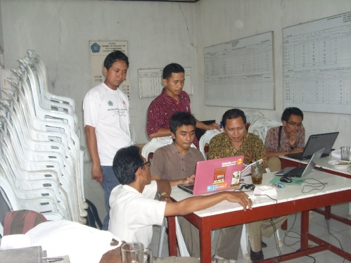 gerakan desa membangun di desa karangnangka, banyumas