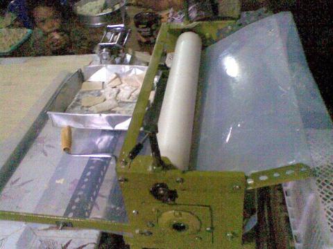 mesin inovasi molen kacang hijau tki