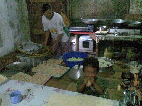 produksi molen kacang hijau tki dawuhan wetan banyumas