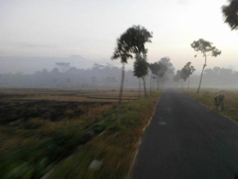 panorama desa dawuhan banyumas