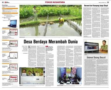 kerjasama media mainstream dengan media lokal