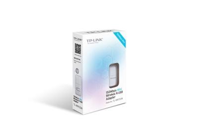 wireless USB TP Link TL-WN723N di Linux Mint