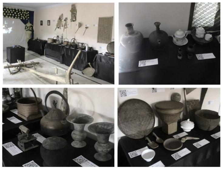 koleksi museum desa dermaji naladipa