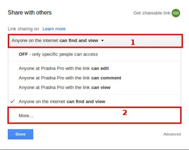 share link file google drive untuk direct download google drive