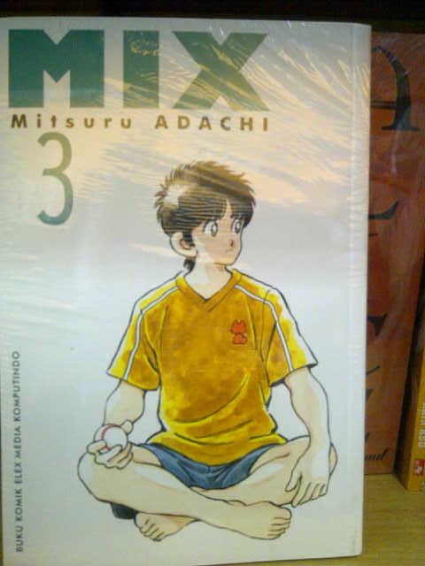 komik mangaka adachi mitsuru