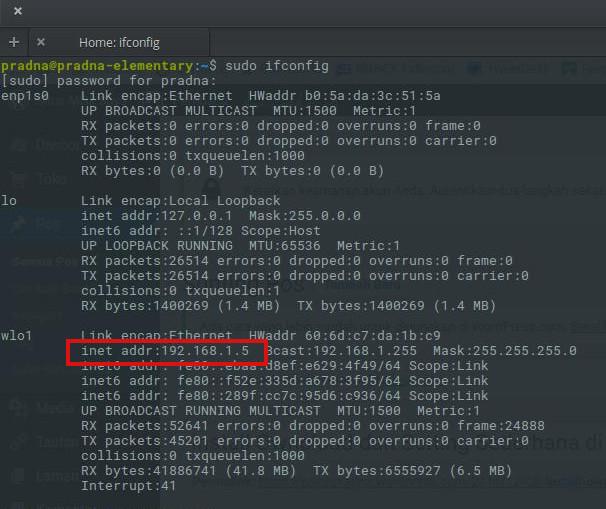 install dan setting owncloud di ubuntu