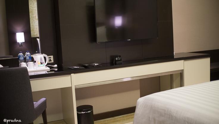 kamar hotel grand karlita purwokerto