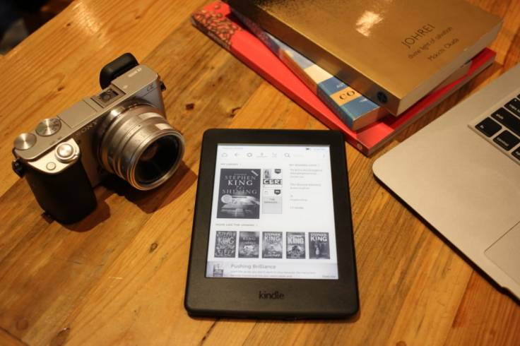 review ebook reader amazon kindle paperwhite
